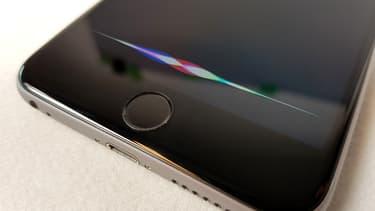 Siri, l'assistant vocal d'Apple