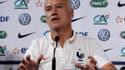 Didier Deschamps a prévu du changement face à la Serbie dimanche