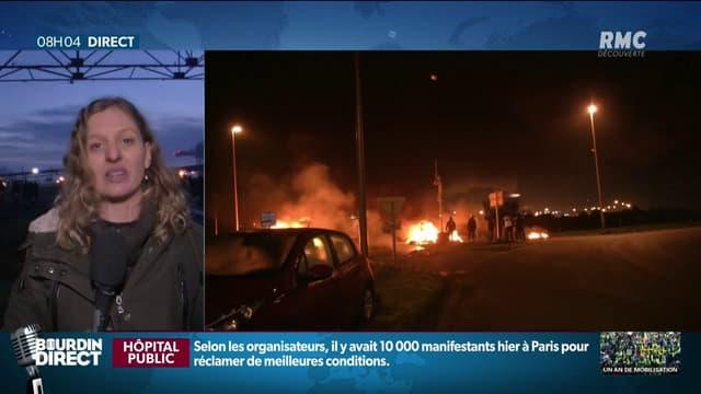 """Des """"gilets jaunes"""" bloquent l'accès d'une usine chimique en Loire-Atlantique"""