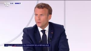 Emploi: Emmanuel Macron annonce un dispositif exceptionnel d'exonération des charges pour les jeunes