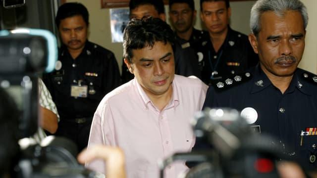 Abdul Razak Baginda, conseiller de Najib Razak
