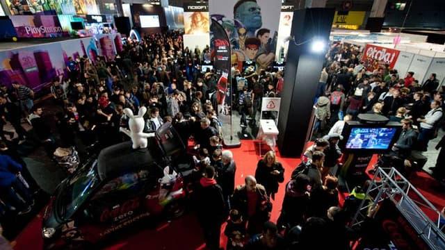 Paris Games Week ouvre ses portes ce mercredi 31 octobre Porte de Versailles à Paris