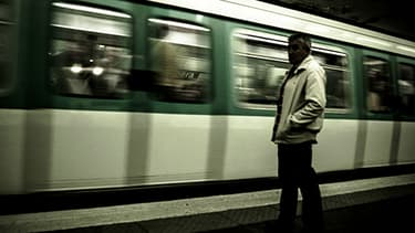 Le trafic est interrompu sur les lignes 2, 6, 10 et 11 du métro parisien (Photo d'illustration)