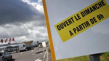 Le débat sur l'ouverture du dimanche lancé par les magasins de bricolage a provoqué une réunion ministérielle ce lundi à Paris.