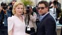 """Le """"Robin des Bois"""" du cinéaste britannique Ridley Scott, interprété par Cate Blanchett et Russell Crowe, a ouvert mercredi le 63e Festival de Cannes. /Photo prise le 12 mai 2010/ REUTERS/Christian Hartmann"""