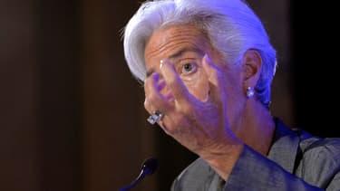 Christine Lagarde met en garde.