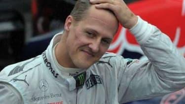 Michael Schumacher va passer son 45e anniversaire au CHU de Grenoble.