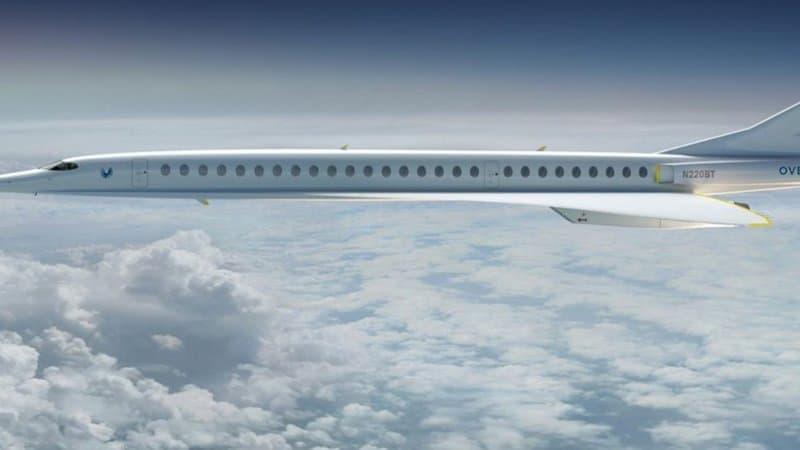 Le futur avion supersonique a-t-il encore un avenir?