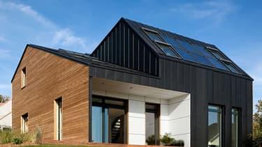 Avec le projet de la Maison Air et Lumière Velux invite les professionnels du bâtiment à réfléchir aux enjeux que va représenter la lumière naturelle dans l'habitat de demain
