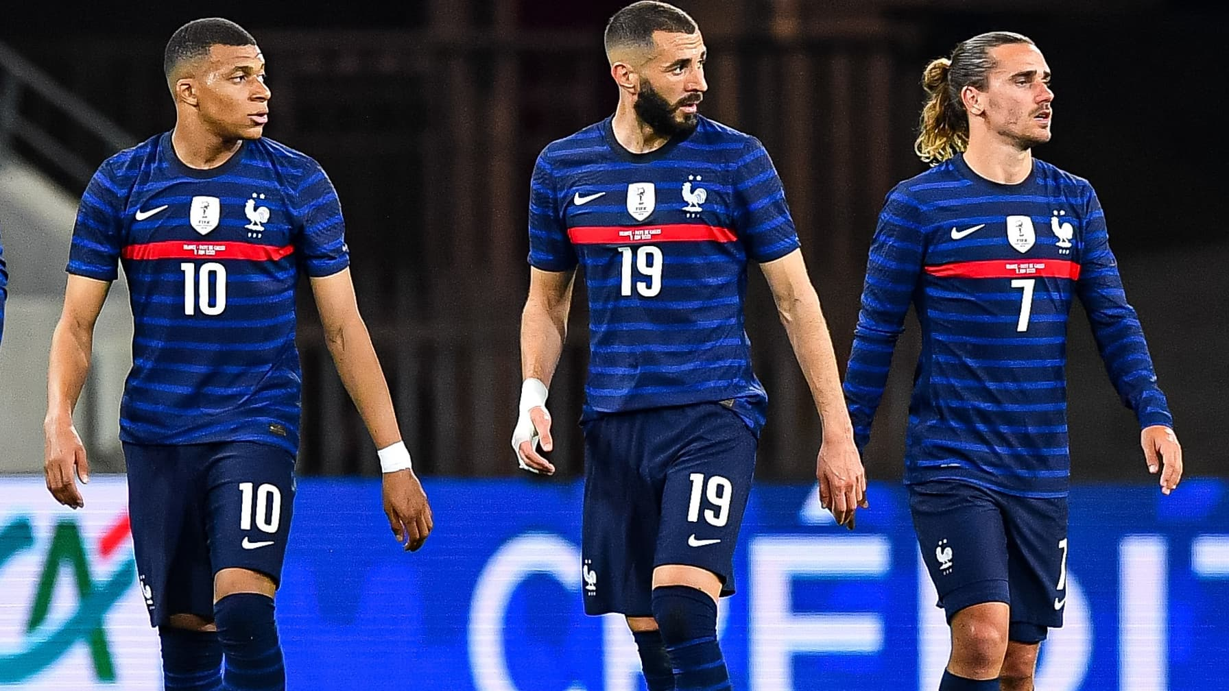 France-Wales: the very promising start of the Mbappé-Benzema-Griezmann trio  - The Indian Paper