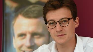 Le député LaREM Sacha Houlié