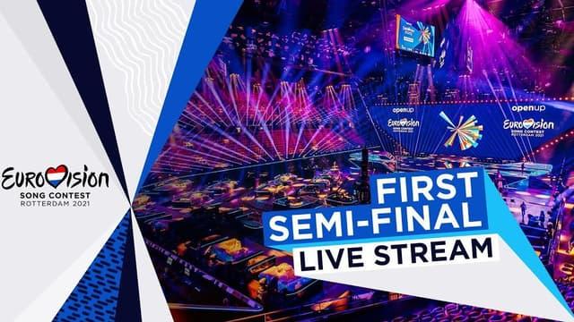 La première demi-finale de l'Eurovision 2021