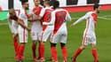 Les Monégasques ont pris l'habitude de célébrer trois buts par match en Ligue 1 cette saison.