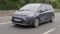 Alors que la Google Car a traversé les États-Unis, le C4 autonome de Citroën a effectué un Paris-Bordeaux sans que le conducteur prenne le volant.