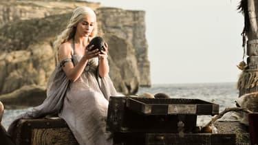 Daenerys Targaryen dans Game Of Thrones