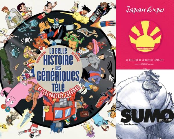 Des livres sur la culture japonaise
