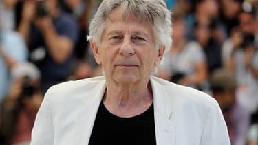 Roman Polanski en mai 2017 à Cannes.