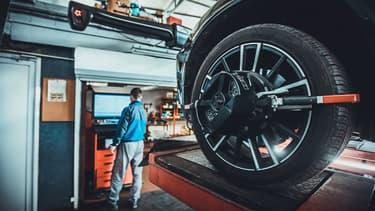 Comment choisir son assurance voiture de prêt garage?