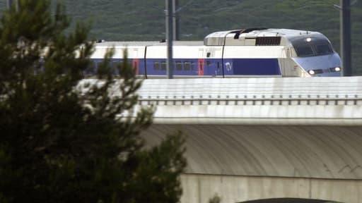 La LGV qui doit relier Bordeaux à la frontière espagnole, fait des vagues...