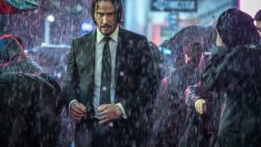 Keanu Reeves dans John Wick 3