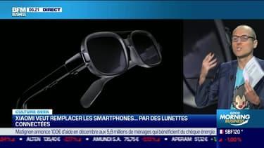 Culture Geek: Xiaomi veut remplacer les smartphones par des lunettes connectées, par Anthony Morel - 16/09