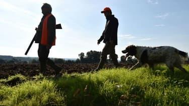 Des chasseurs (photo d'illustration)