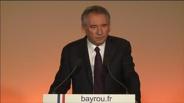 François Bayrou a annoncé mercredi qu'il soutenait Emmanuel Macron