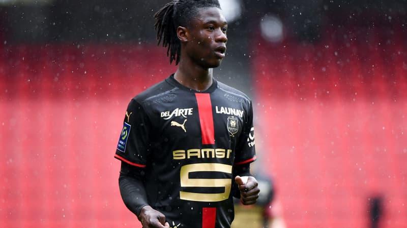 Rennes: muet sur son avenir, Camavinga n'est pas satisfait de sa saison