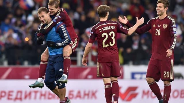 Les Russes vont préparer leur Coupe du monde 2018 à l'Euro