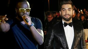 """Maître Gims et Kendji Girac réunis dans la nouvelle émission de TF1, """"L'Aventure Robinson"""""""