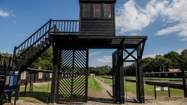 Le camp nazi de Stutthof en 2016.