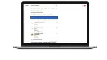 Google va indexer des milliers d'offres d'emploi en France.
