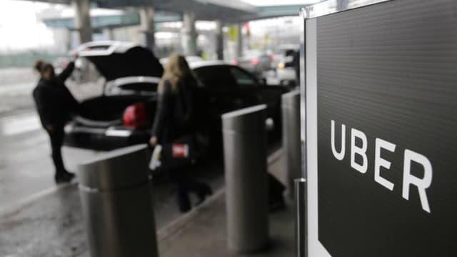 Les déboires en Bourse d'Uber dus aux turbulences du marché, pour le patron du groupe