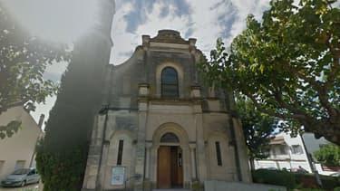 L'Eglise Notre-Dame-des-enfants à Nîmes