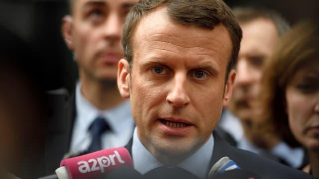 Anticor saisit la HATVP pour faire vérifier la déclaration de patrimoine d'Emmanuel Macron.