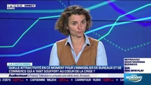 Sophie Desmazières (Bureauxlocaux) : Quelle attractivité en ce moment pour l'immobilier de bureaux et de commerce qui a tant souffert au coeur de la crise ? - 20/09