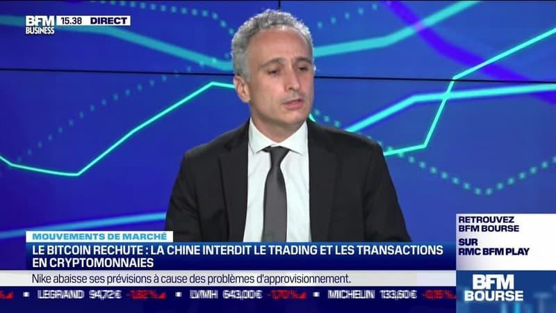 Jean-Jacques Ohana (AI For Alpha) : La Chine interdit le trading et les transactions en cryptomonnaies - 24/09