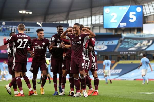 Manchester City-Leicester, le 27 septembre 2020