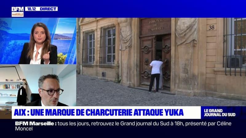 Aix-en-Provence: une marque de charcuterie attaque en justice Yuka