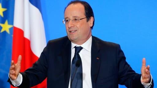 François Hollande était à Toulouse pour appeler à la mobilisation pour un choc de simplification.