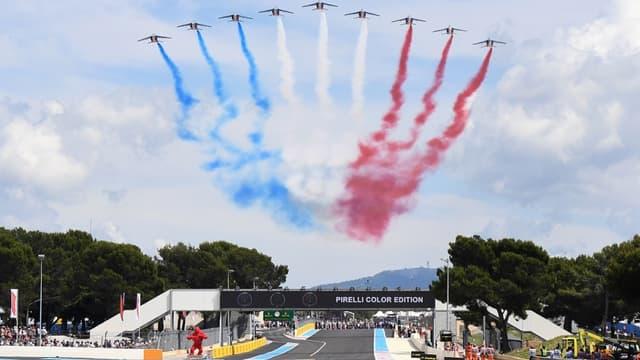 Le Grand Prix de France 2018 au Castellet