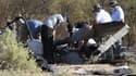Des enquêteurs français se sont rendus sur les lieux du crash, à La Rioja en Argentine.