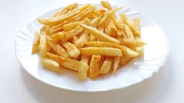 La plupart des fast-food européens fermés, les usines à frites surgelées sont restées à l'arrêt deux mois.