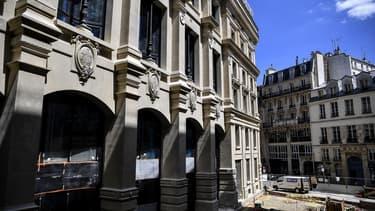 A Paris, la Poste du Louvre se transforme en morceau de ville