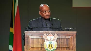 La justice sud-africaine dévoile un rapport explosif qui met en cause son président Jacob Zuma. (Photo d'illustration)