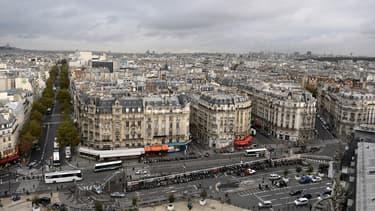 """À Paris, """"autour de 20% à 22%"""" des loyers ont baissé à fin décembre 2015, selon des chiffres de Plurience cités par Les Echos."""