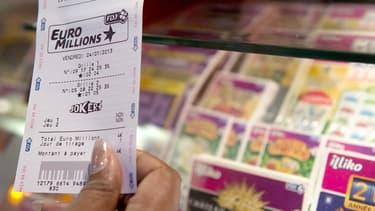 Le jackpot de l'Euromillions est revu à la baisse à cause du Brexit