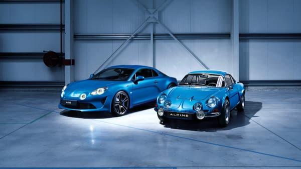 L'Alpine est facturée 58.500 euros.