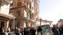 L'explosion d'une voiture piégée a fait au moins deux morts dimanche à Alep, la deuxième ville de Syrie, au lendemain d'un double attentat qui a tué 27 personnes à Damas, où une manifestation anti-gouvernementale a été dispersée par la police. /Photo pris