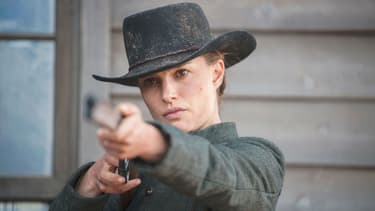"""Natalie Portman dans """"Jane Got a Gun"""""""